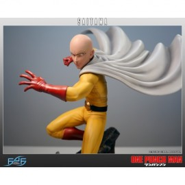 F4F first 4 figure One Punch Man 1/4 Scale Statue Saitama