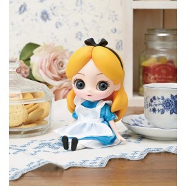 SEGA CUICUI Disney Characters premium Doll - Alice - Alice