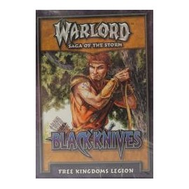STARTER DECK WARLORD black knives free kingdoms legion ANGLAIS SOUS BISTER