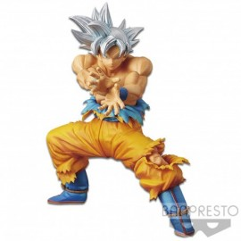 Figurine - Dragon Ball Super - DXF Super Warriors - Ultra Instinct Goku - Banpresto