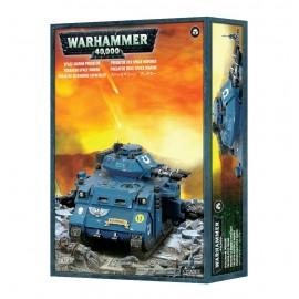 WARHAMMER 40 000 space marine Predator