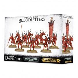 WARHAMMER 40 000 age of sigmar Daemons Of Khorne Bloodletters