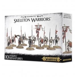 WARHAMMER age of sigmar Skeleton Warriors