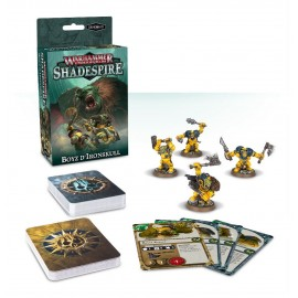 WARHAMMER Underworlds Shadespire Boyz d Ironskull