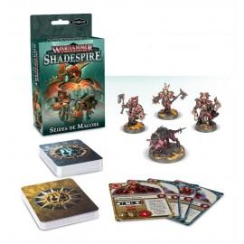 WARHAMMER Underworlds: Shadespire seides de magore