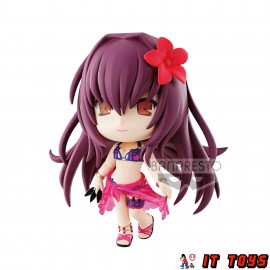 fate stay night grand order chara go Assassin Scathach Kyun 10 cm FIGURINE FIGURE