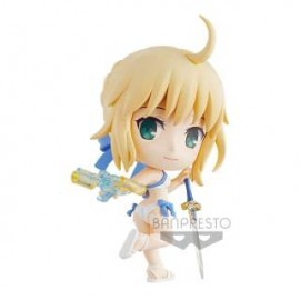 fate stay night grand order chara go Archer Artoria Pendragon 10 cm FIGURINE FIGURE