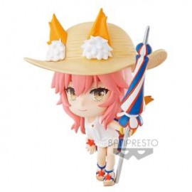 fate stay night grand order chara go RLancer/Tamamo No Mae Kyun 10 cm FIGURINE FIGURE