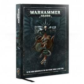 Warhammer 40 000 rulebook Livre de Regles 8eme Edition VF Francais