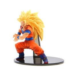 Banpresto Dragon Ball Z Super Son Gokou Goku FES Vol 8 Super Saiyan figure 20CM