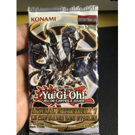 NEUF 1ere EDITION francais yu gi oh booster arsenal mysterieux 7 le chevalier des etoiles 2013
