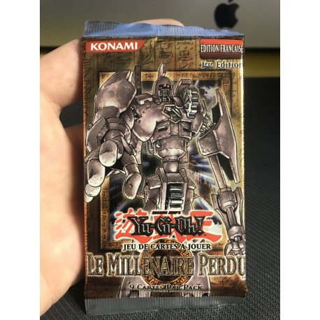 NEUF 1ere EDITION francais yu gi oh booster force du destructeur 2007