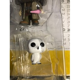 funko mini pop harry potter advent calendar HEDWIGE 4 CM
