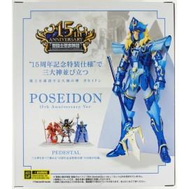 Bandai Saint Seiya Myth Cloth Emperor Poseidon 15th Anniversary Ver. Bandai Spirits