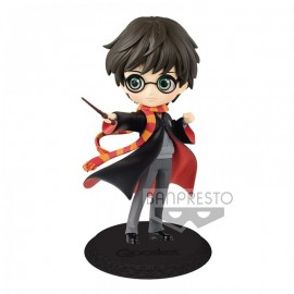 banpresto Harry Potter normal version Q Posket Harry Potter Figurine 14cm