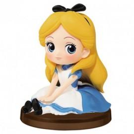 banpresto figurine DISNEY Q Posket alice au pays des merveilles Figurine 7cm