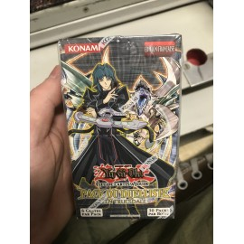 yu gi oh box display pack du duelliste zen truesdale NEUF booster