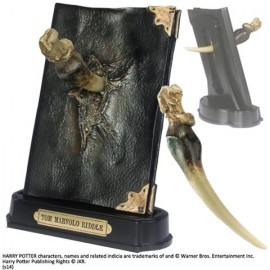 Harry Potter replique Dent de Basilic et Journal de Tom Jedusor