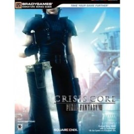 FRANCAIS Guide Officiel - Final Fantasy VII CRISIS CORE Neuf
