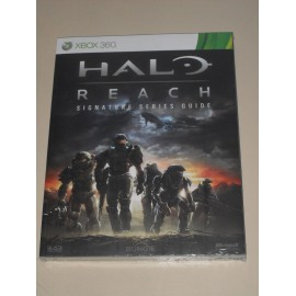 FRANCAIS Guide Officiel - HALO REACH SIGNATURE SERIES GUIDE Neuf