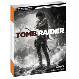 FRANCAIS Guide Officiel - TOMB RAIDER Neuf
