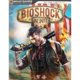 FRANCAIS Guide Officiel - BIOSHOCK INFINITE Neuf
