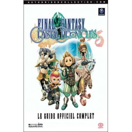 FRANCAIS Guide Officiel - FINAL FANTASY CRYSTAL CHRONICLES Neuf