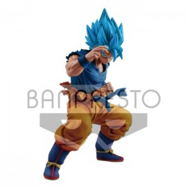 banpresto dragon ball Super Saiyan Broly Full Power King Clustar Masterlise