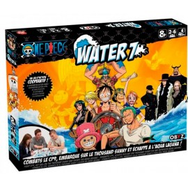 JEUX DE SOCIETE EN FRANCAIS water 7 one piece obyz