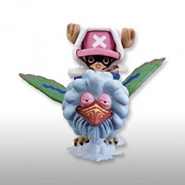 One Piece Thousand Sunny Tony Tony Chopper Desktop Theater Figure chopper's Adventure~ Vol. 3 banpresto