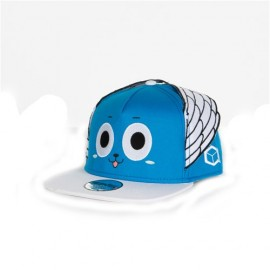 Casquette - Fairy Tail - Happy Cap - Blue/White