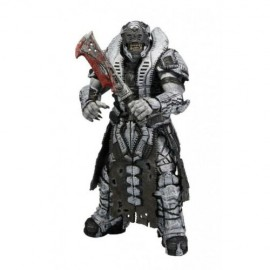 NECA GEARS OF WAR 3 SERIE 3 SAVAGE THERON FULL MASK FIGURE