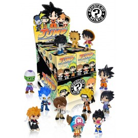booster MYSTERY MINI MISTERY FUNKO MANGA FIGURE DRAGON BALL DEATH NOTE ONE PIECE NARUTO
