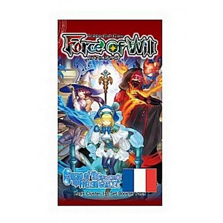 FORCE OF WILL JCC Force of Will L3 Le Retour de l'Empereur Dragon FRANCAIS