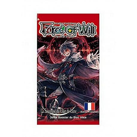 FORCE OF WILL JCC Force of Will L1 La Malédiction Du Cercueil De Glace FRANCAIS
