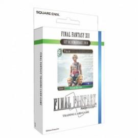 FINAL FANTASY JCC deck FINAL FANTASY IX - Pack de démarrage TCG EN FRANCAIS