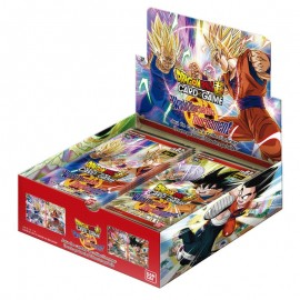FRANCAIS tcg dragon ball super the tournament of power SERIE 3 BOOSTER FRANCAIS