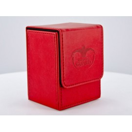 TCG Ultimate Guard Ultimate Guard Flip Deck Case 80+ Leatherette rouge