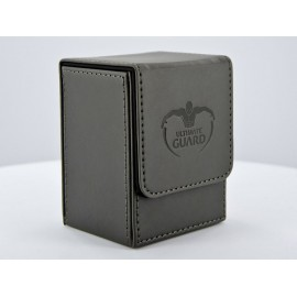 TCG Ultimate Guard Ultimate Guard Flip Deck Case 80+ Leatherette noir