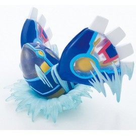 POKEMON en plastique Officiel Primo Kyogre Figure Figurine
