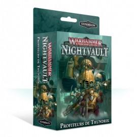 WARHAMMER NIGHTVAULT Kharadron Overlords Profiteurs de Thundrik