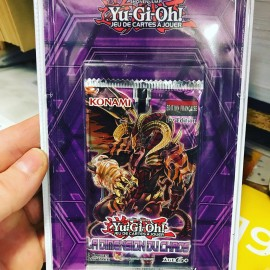 NEUF 1ere EDITION francais yu gi oh booster la dimension du chaos BLISTER