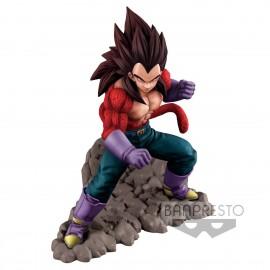 Banpresto dragon ball gt Goku SSJ4 Super Master Stars Piece Manga Dimensions