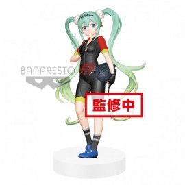 Banpresto Hatsune Miku Racing Miku 2018 Team UKYO Cheering Ver.