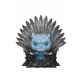 funko Game of Thrones pop POP! Deluxe Vinyl figurine Night King on Iron Throne 15 cm