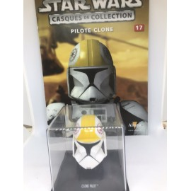 altaya star wars casques de collection pilote clone