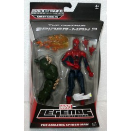 Marvel LEGENDS AMAZING SPIDERMAN INFINITE SERIES SPIDERMAN Hasbro