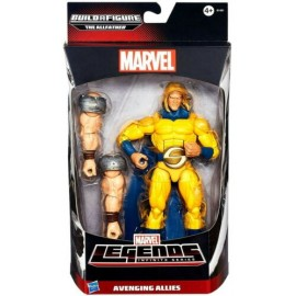 Marvel Hasbro Sentry Avenging Allies Marvel Legends Allfather