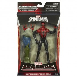 Marvel Hasbro Marvel Legends Vautour flight gear série Spider-Man