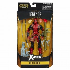 Marvel Hasbro Marvel Legends SERIES Deadpool Wade Wilso Action Figure X-Men 2016